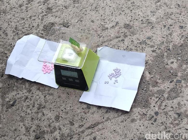 Pembesuk Napi Simpan Sabu 9 Gram di Toilet Lapas Banceuy