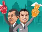 Jejak Beda Pilihan Politik Erwin Aksa dan JK