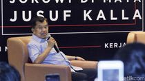 JK: Pemilu Aman, Citra Positif buat Indonesia