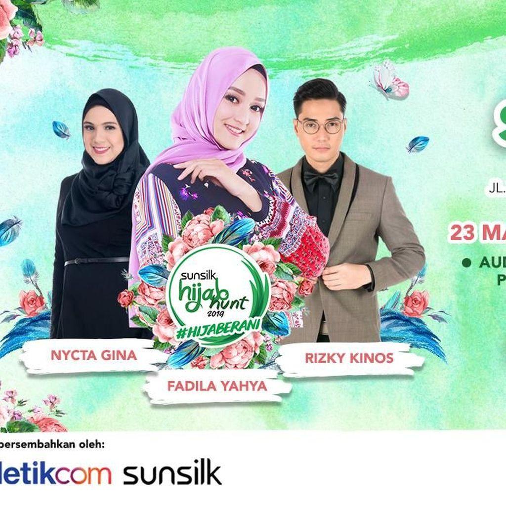 Hijabers Surabaya, Ikut Sunsilk Hijab Hunt 2019 Hari Ini di Grand City Mall