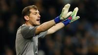 Casillas Kirim Sinyal Ingin Pulang ke Real Madrid