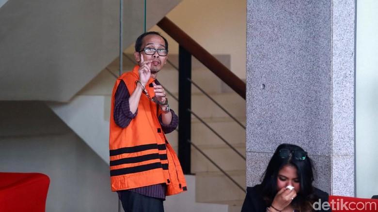 Diborgol, Muhammad Muafaq Jalani Pemeriksaan