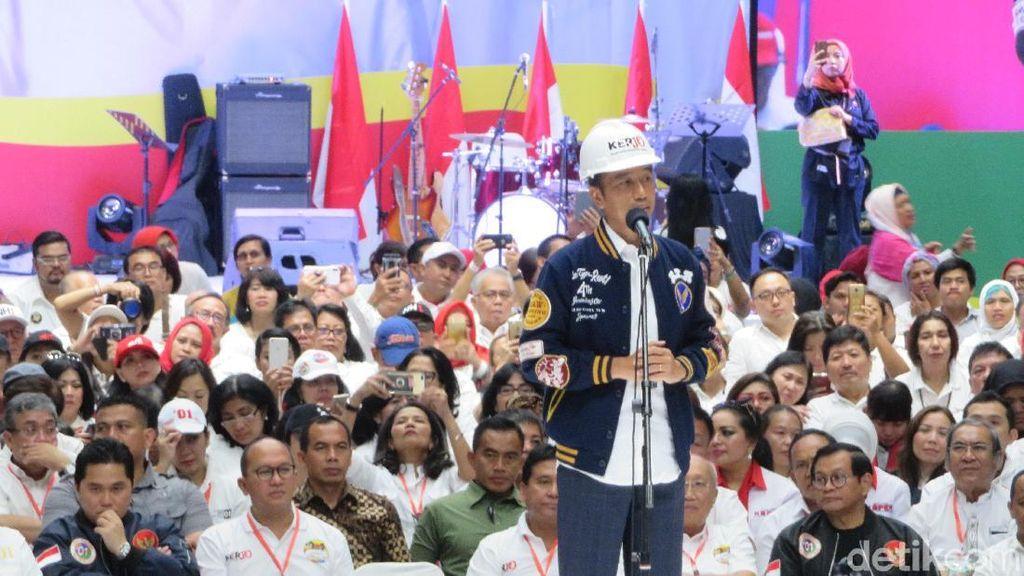 Saat Jokowi Kenang Awal Bangun MRT Bareng Ahok di DKI