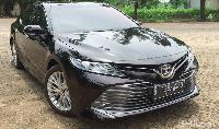 Toyota Camry Hybrid.
