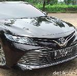 Revolusi Kemewahan Raja Sedan Toyota