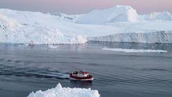 Suhu di Antartika Naik, Pertama Kali Tembus 20 Derajat Celcius!