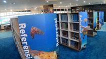 Begini Isi Perpustakaan Kementerian Kelautan dan Perikanan