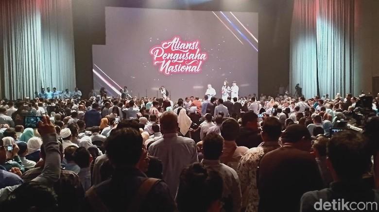 Prabowo-Sandi Hadiri Acara Aliansi Pengusaha Nasional