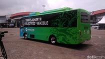 Dirut TJ Pusing Kebanjiran Tawaran Bus Listrik dari China hingga ITB