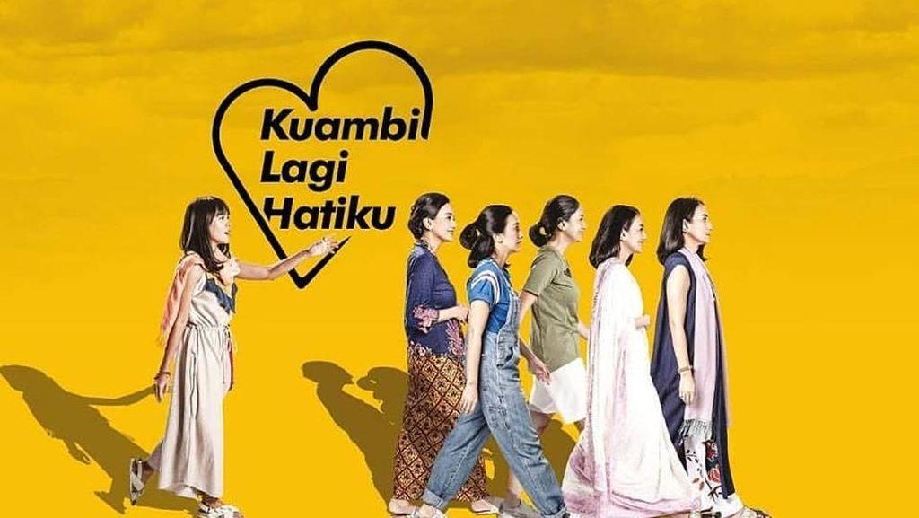 Kuambil Lagi Hatiku, Angkat Kekayaan Borobudur dan Penanda Bangkitnya PFN