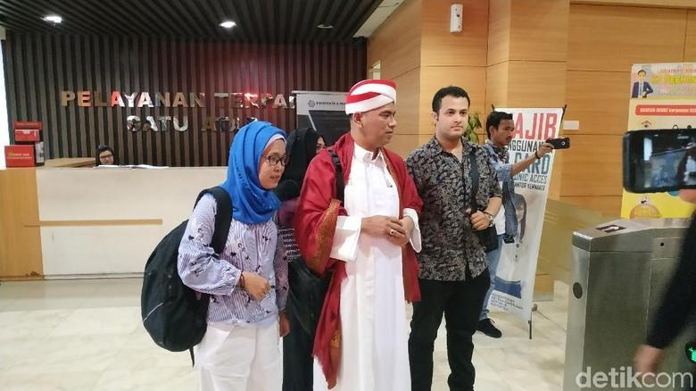 Teka-teki Pemecatan Nurullita Usai Datangi Acara Jokowi