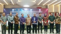 KPU Teken MoU Pemilu Transparan dengan PPATK dan Media