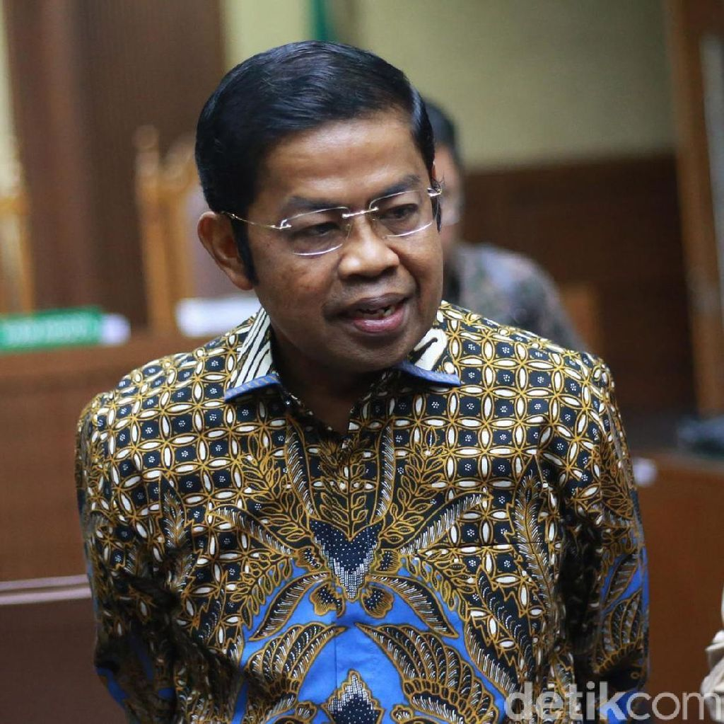 Hakim: Idrus Terbukti Terima Suap untuk Pencalonan Ketum Golkar