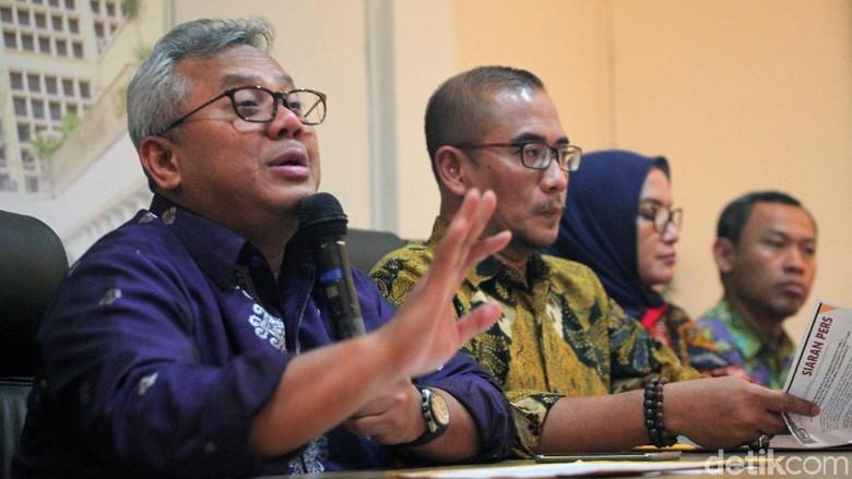 11 Parpol di Daerah Tak Bisa Ikut Pemilu