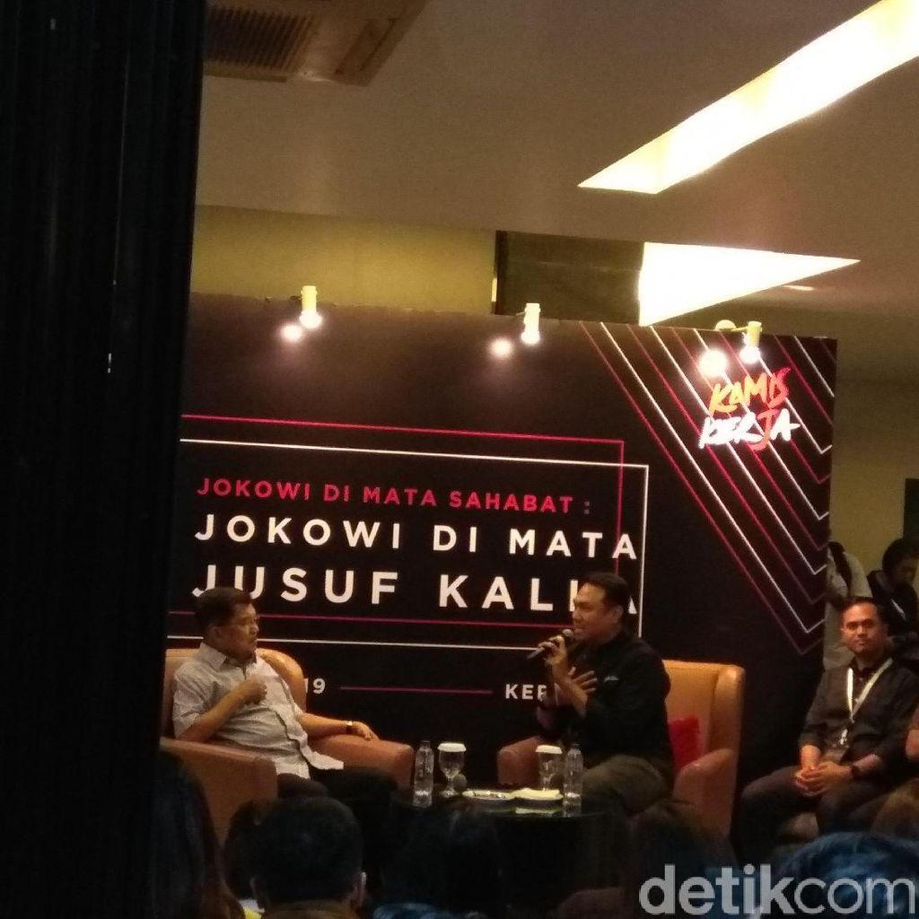 JK: SBY Selalu Ingin Perfect, Jokowi Selalu Detail