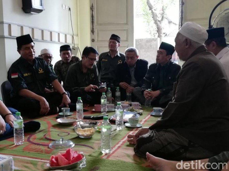 Yusril Siap Jadi Komandan Tim Pembela Jokowi-Maruf Jika Pilpres Bersengketa