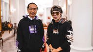 Kepada Atta Halilintar, Jokowi Ngaku Tidak Suka Tidur di Istana