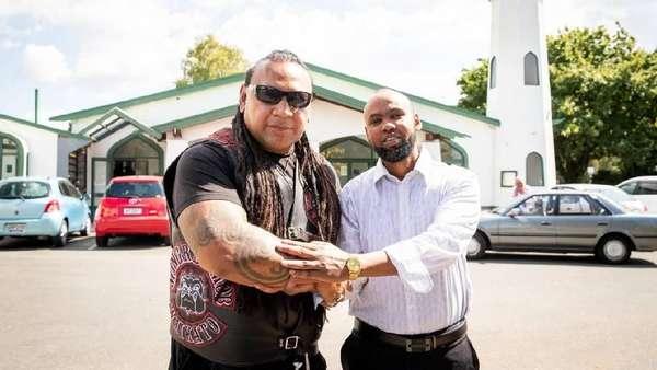 Geng Pemotor New Zealand Akan Jaga Warga Muslim Saat Salat Jumat