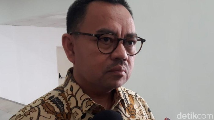 Sudirman Said, (21/3/2019)