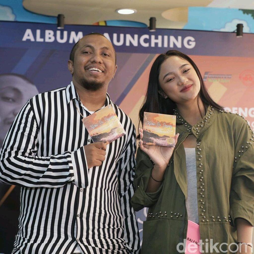 Melejit karena Karna Su Sayang, Near Ajak Marion Jola di Album baru
