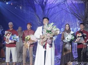 Miliarder Ganteng Cari Asisten, Ivan Gunawan Fashion Show di Hutan