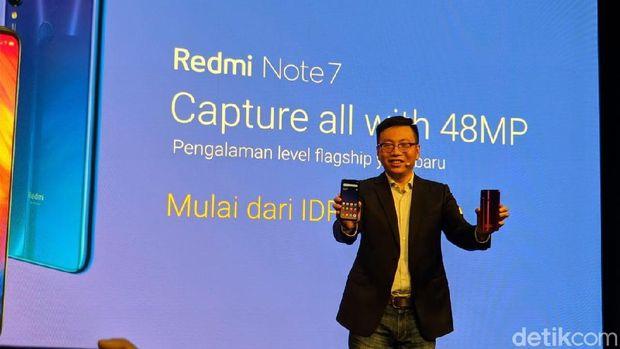 Resmi Dirilis, Ini Harga Redmi Note 7 di Indonesia