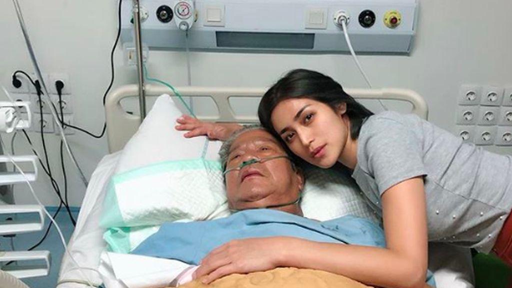 Doa Jessica Iskandar untuk Sang Ayah yang Terbaring Sakit