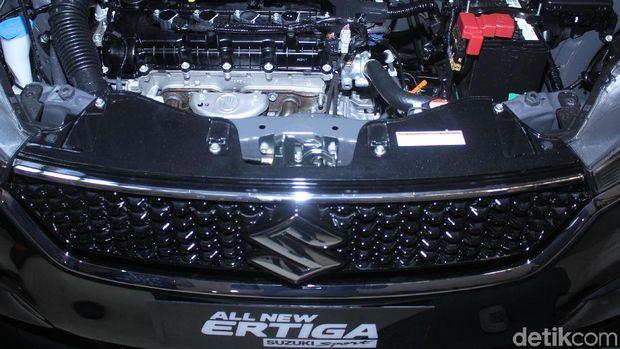 Mesin Suzuki Ertiga