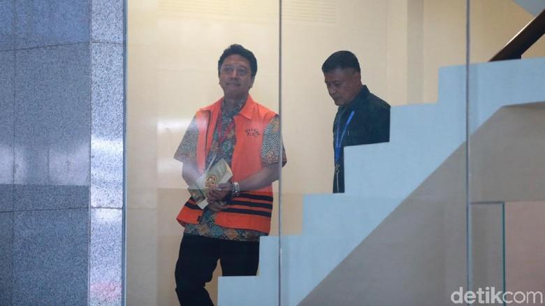 Masih Protes Pengap, Rommy Minta Jubir KPK Nginap di Rutan 3 Hari