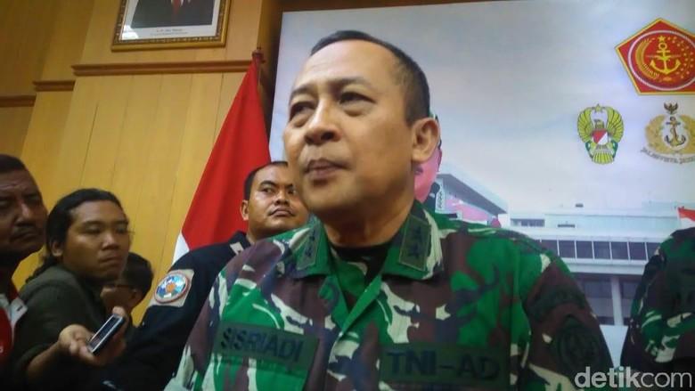 TNI Balas Tim Kemanusiaan Nduga: Jika Mundur 1 Langkah, KKB Maju 14 Langkah