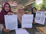 Belasan Mama Muda di Trenggalek Laporkan Dugaan Investasi Bodong