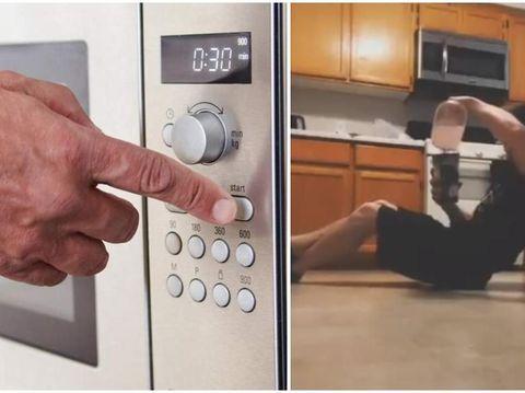 Microwave Challenge,