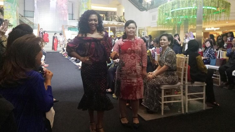 Aksi Memukau Anak-anak Down Syndrome Jadi Model di Catwalk
