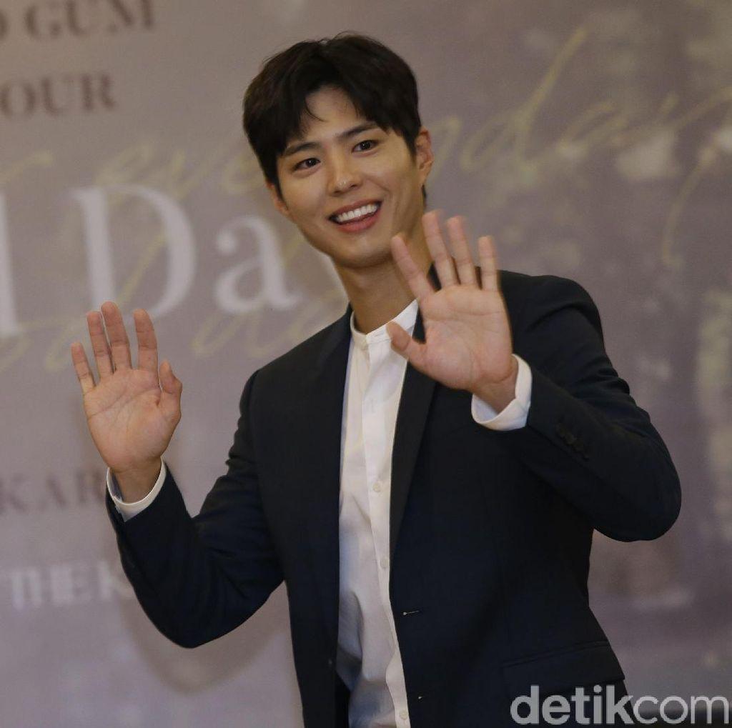 Dikaitkan dengan Perceraian Song Hye Kyo, Park Bo Gum Angkat Bicara