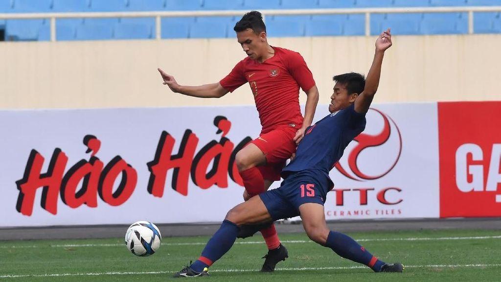 Tiga Pekan, Thailand Balikkan Kekalahan 1-2 Jadi Kemenangan 4-0
