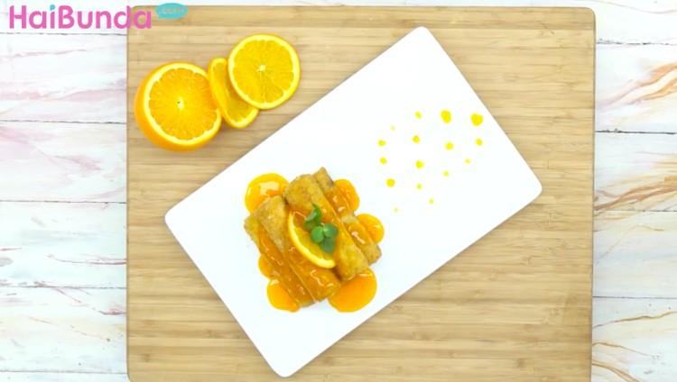 Resep Orange Toast Sugar, Asam Manisnya Segar di Mulut