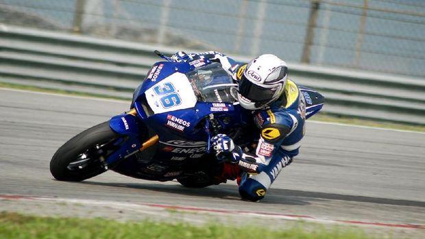 Motor buatan Indonesia di ajang balap Internasional