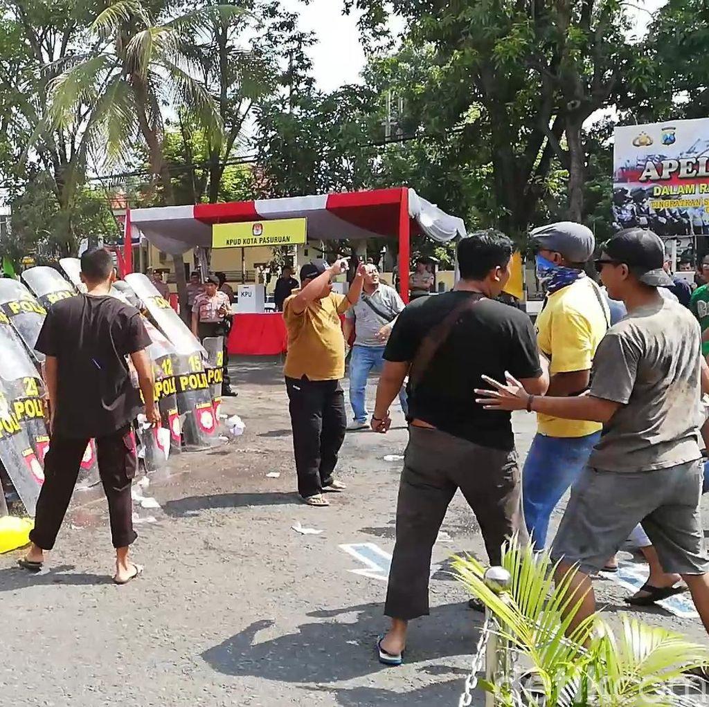 Kota Pasuruan Siapkan Skenario Pengamanan Kampanye Hingga Coblosan