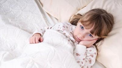 Daftar Asupan yang Bisa Bikin Anak Susah Tidur