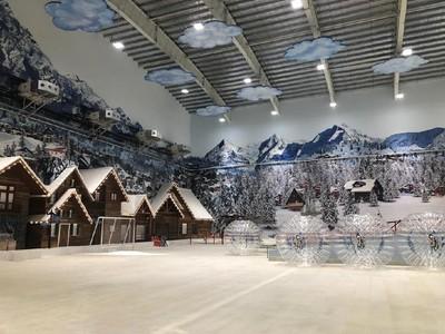 Mau Main Salju di Trans Snow World Bekasi? Ini Biaya Tiketnya
