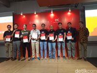 Delapan Startup Energi.