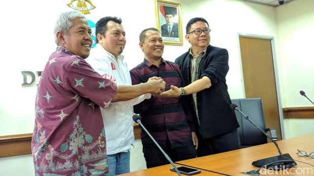 Dewan Pers memanggil TKN Jokowi-Ma'ruf dan Tirto