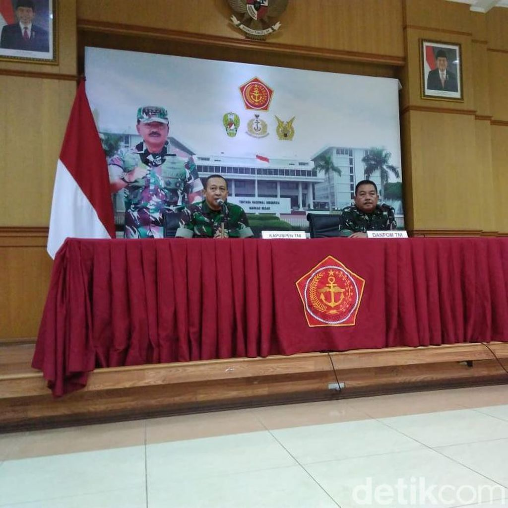 TNI: Mobil Berpelat TNI yang Dipakai Acara Prabowo Milik Purnawirawan