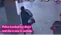 Niat Setor Uang ke Bank, Wanita Ini Malah Curi Dispenser Air
