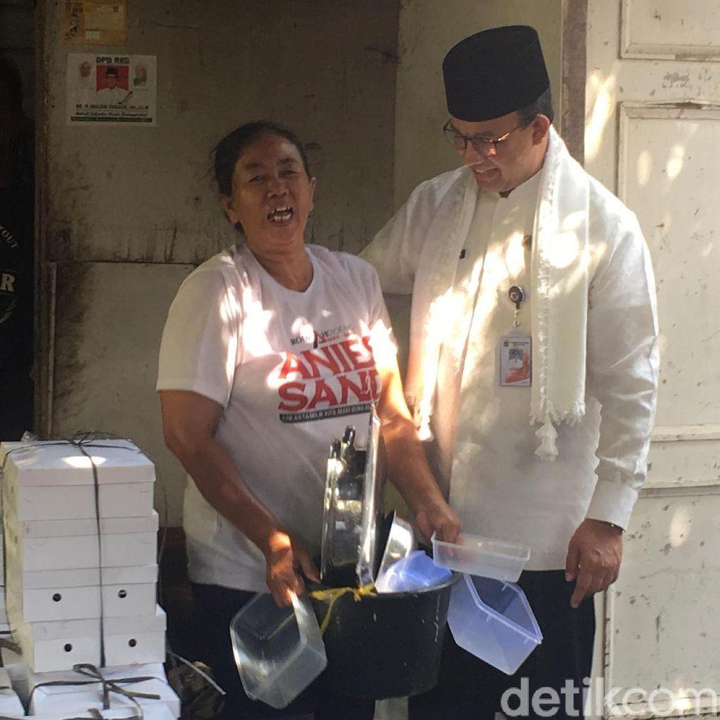 Warga Ngeluh Modal dari OK OCE Belum Cair, Anies: Memang Tidak Ada