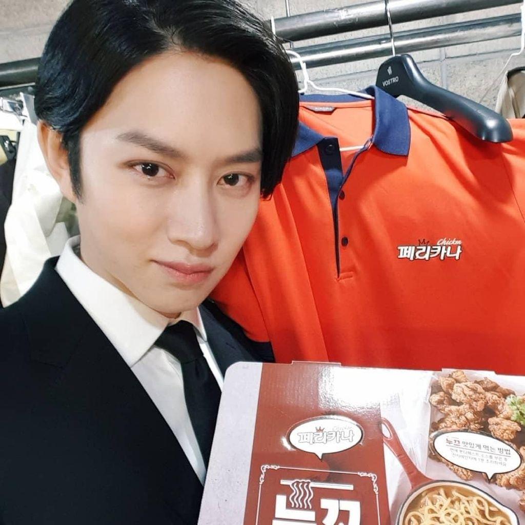 Melihat Keseruan Kim Hee Chul Suju Saat Cicip Makanan Jepang