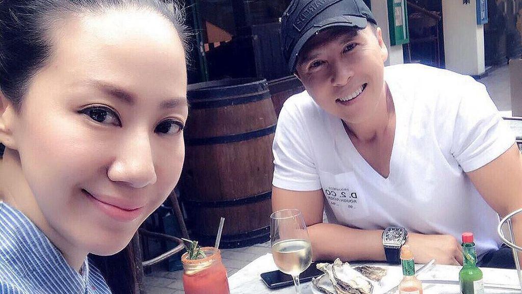Ip Man 4 Segera Tayang, Ini Momen Seru Donnie Yen saat Kulineran Bersama Istri