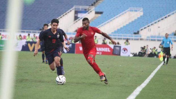 Netizen Geram Timnnas Indonesia U-23 Dibantai Thailand