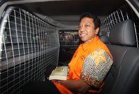 Ketua Umum PPP Romahurmuziy diduga melakukan praktik jual beli jabatan sehingga mencoreng nama Kementerian Agama