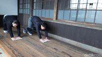 Yang Unik di Jepang, Masuk Museum Ada Lomba Ngepel